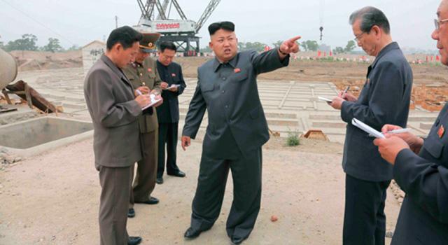 Товарищ Ким Чен Ын зовёт!